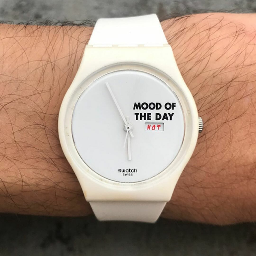 Swatch by IG @swatch_of_the_day - Image 2