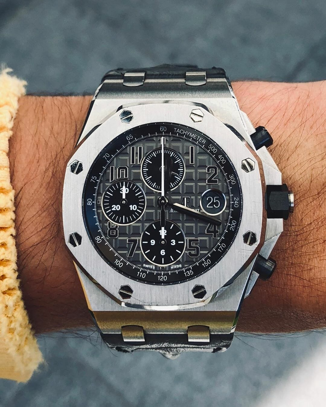 1 Audemars Piguet Royal Oak Offshore Elefant by IG @watchrookiee - Image 1