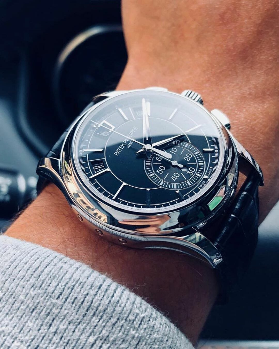 10 Patek Philippe 5905P by IG @watchrookiee