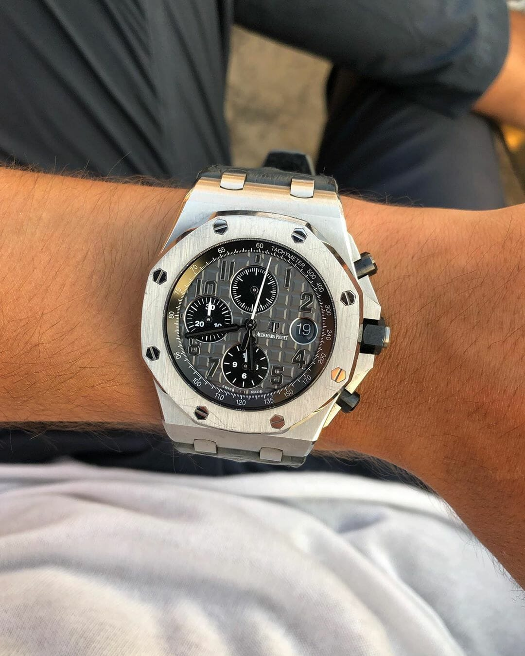 16 Audemars Piguet Royal Oak Offshore Elefant by IG @watchrookiee - Image 2