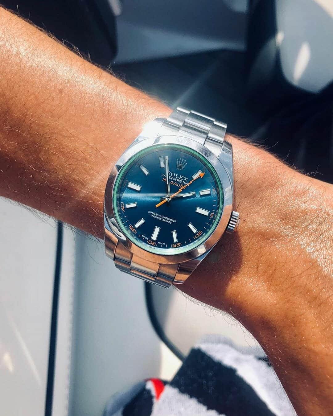 19 Rolex Milgauss by @watchrookiee - Image 1