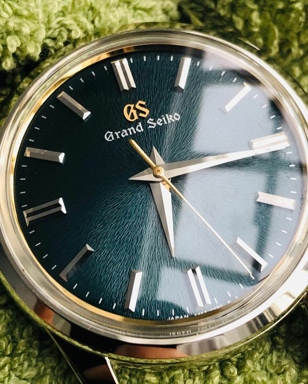 2 Grand Seiko SBGW255 Tongsa With Jadeite Green Dial by IG @watchrookiee - 2