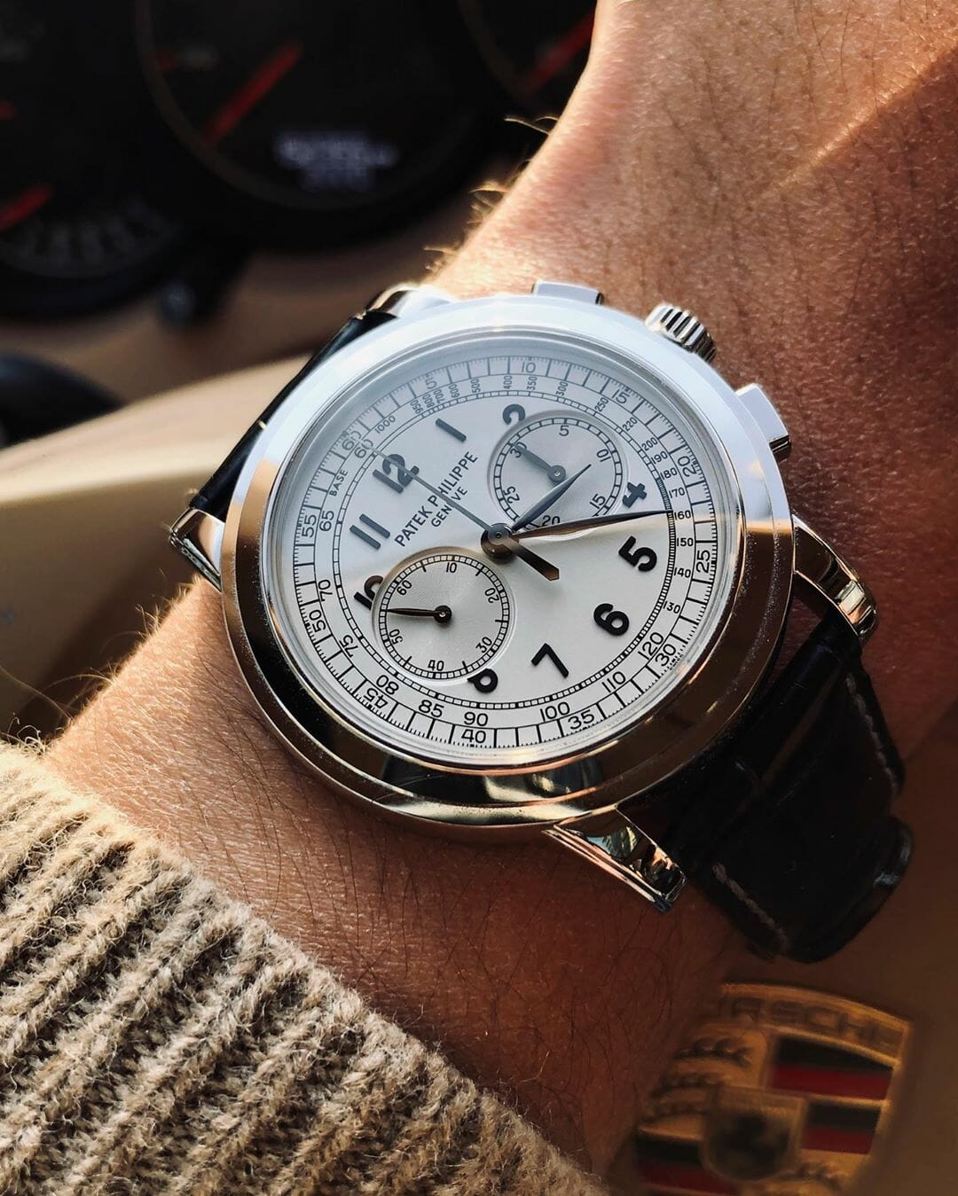 20 Patek Philippe 5070G by IG @watchrookiee
