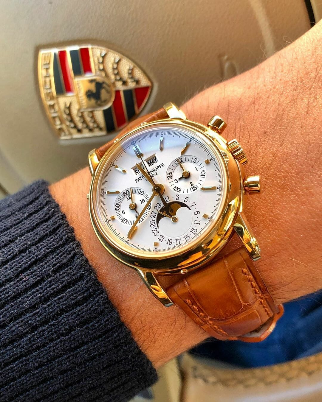 6 Patek Philippe 3970E by IG @watchrookiee