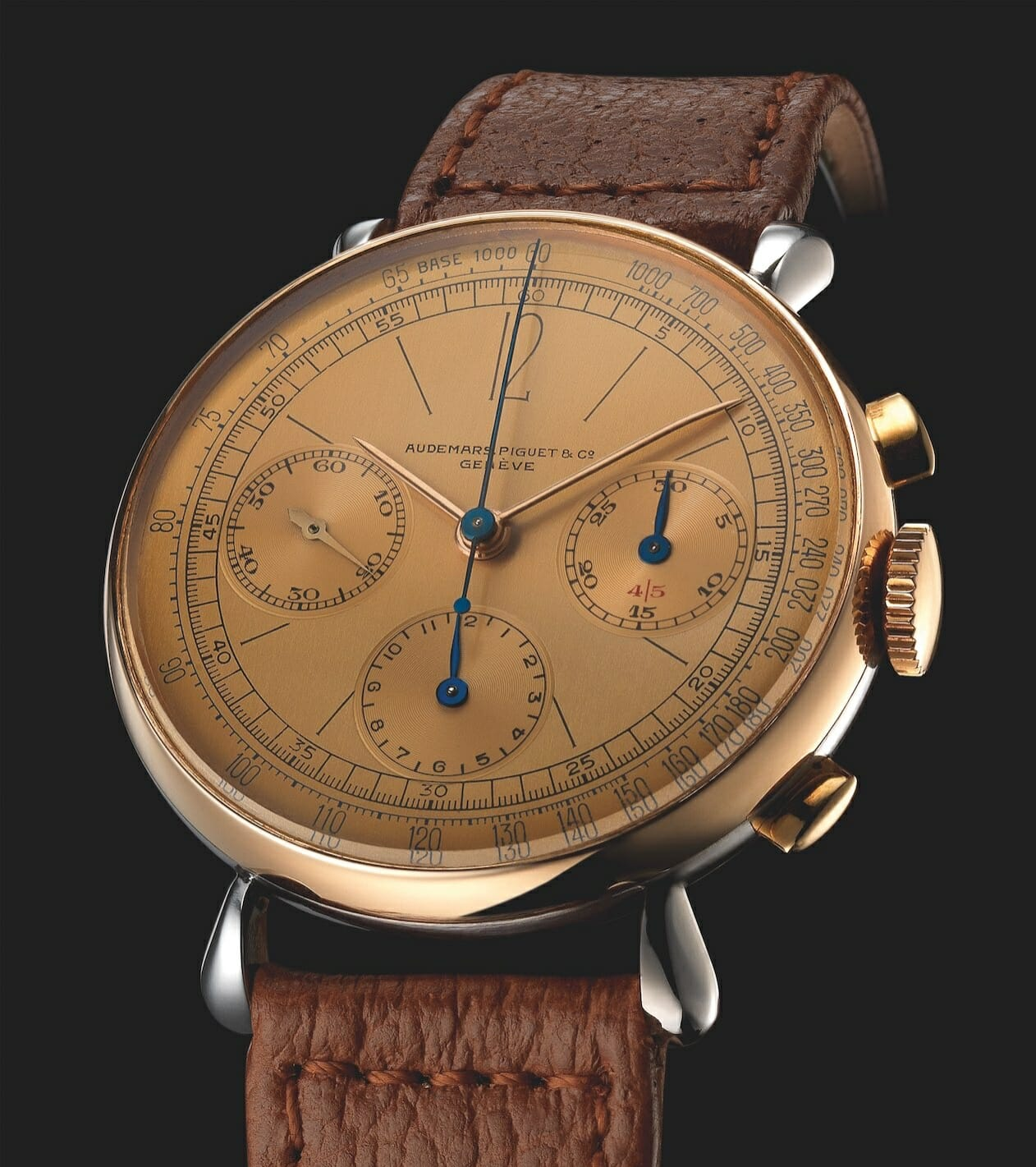 Audemars-Piguet-1533-chronograph-two-tone-steel-and-pink-gold_2