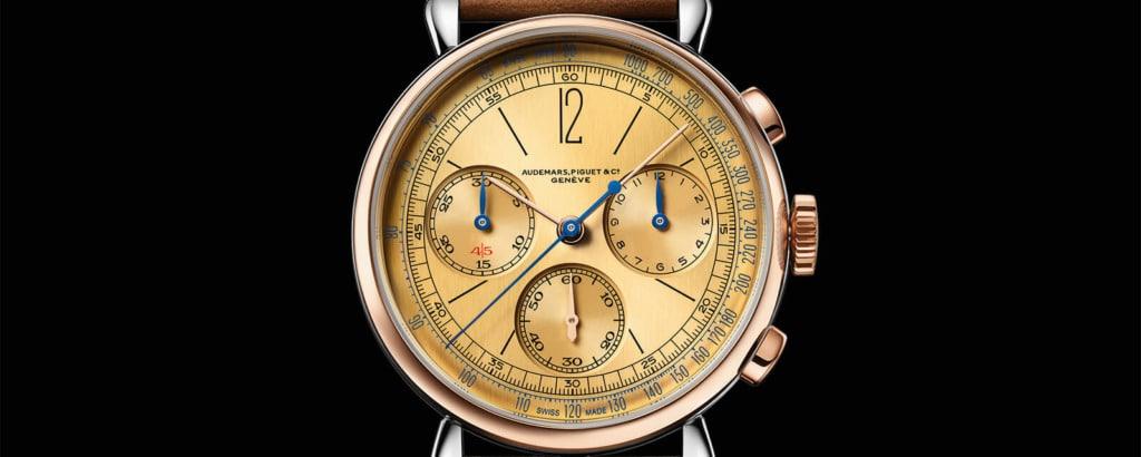 Audemars Piguet Remaster01 Selfwinding Chronograph