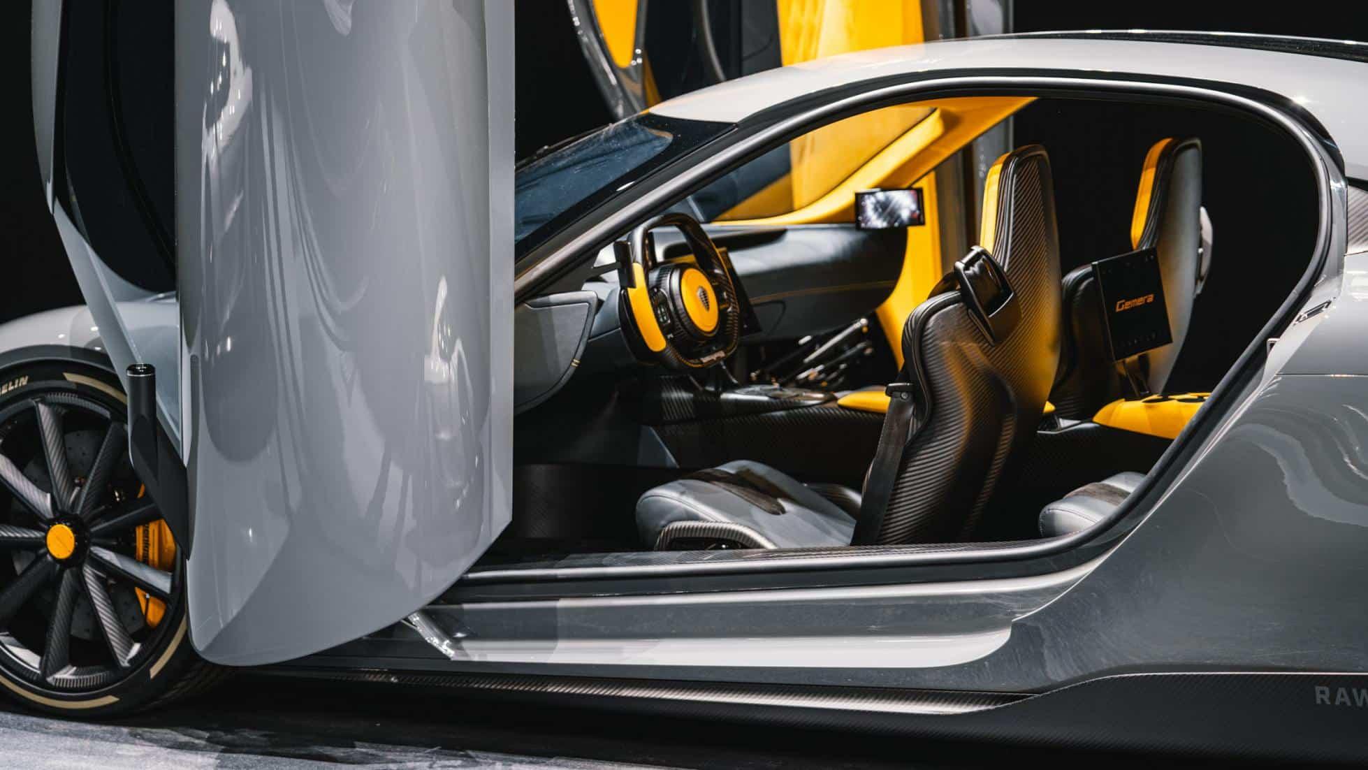 Koenigsegg Gemera - Image 11