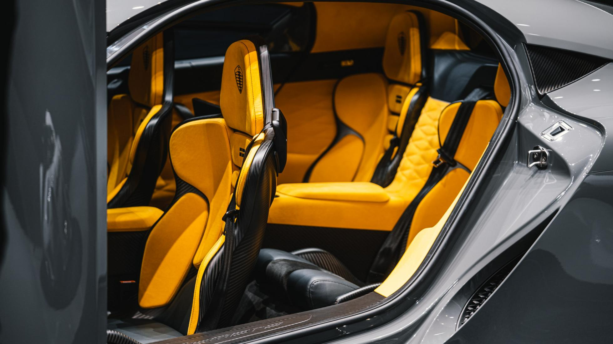 Koenigsegg Gemera - Image 12