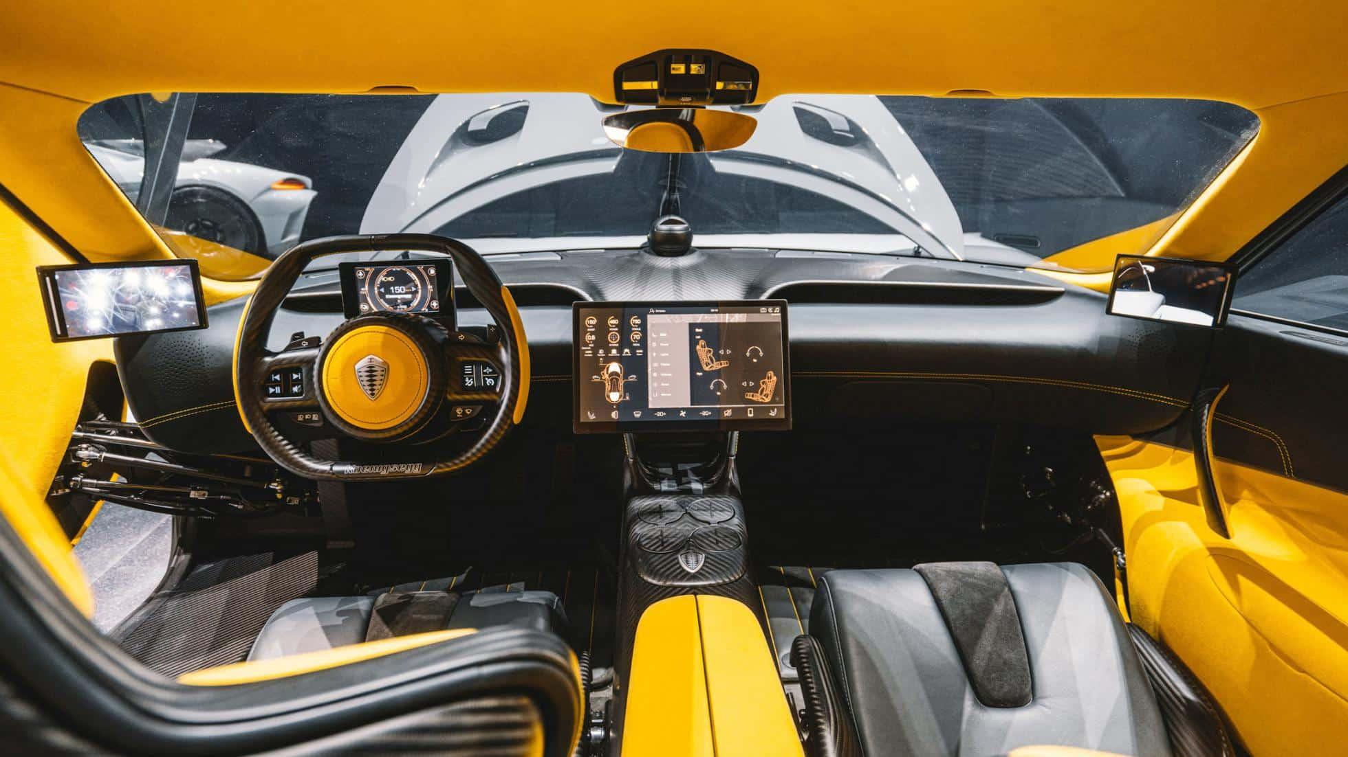 Koenigsegg Gemera - Image 13