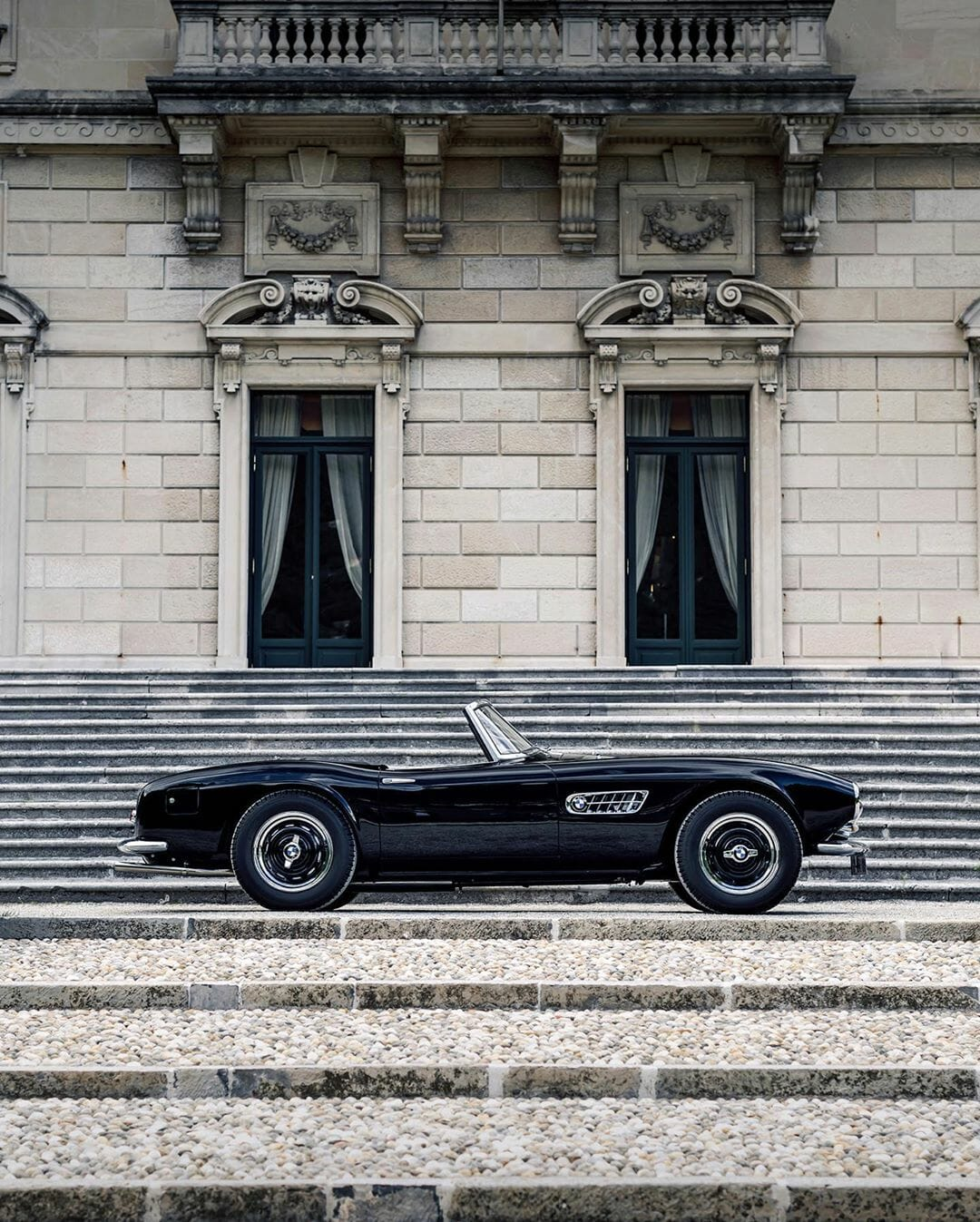 BMW 507 by IG @kenozache - 0