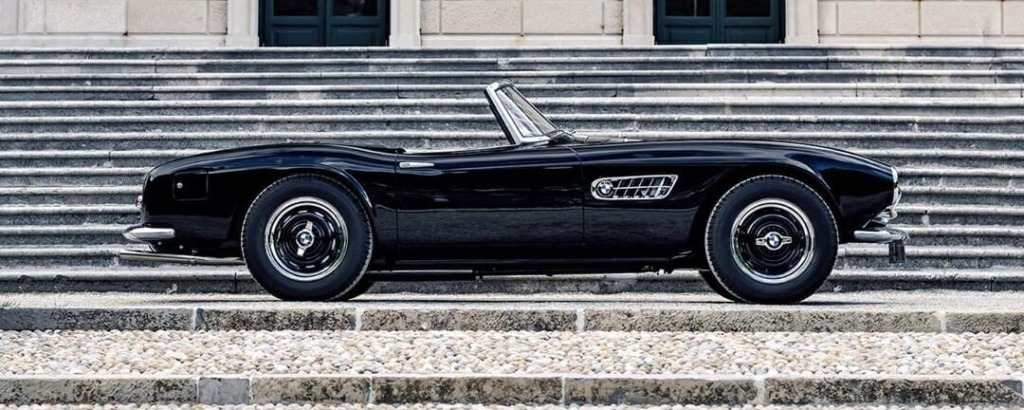 Cover Image BMW 507
