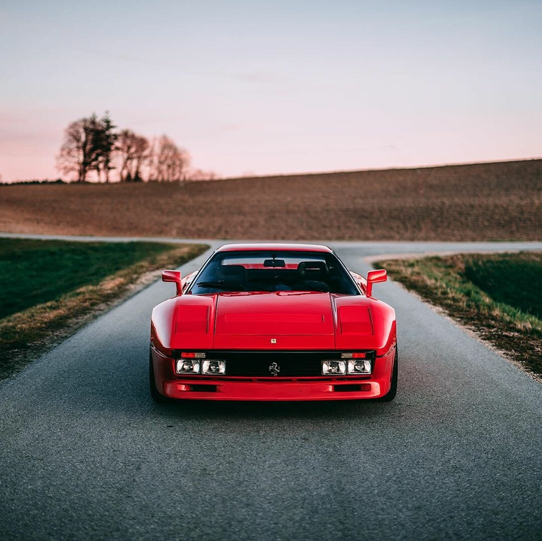 Ferrari 288 GTO - Image by Stephan Bauer 1