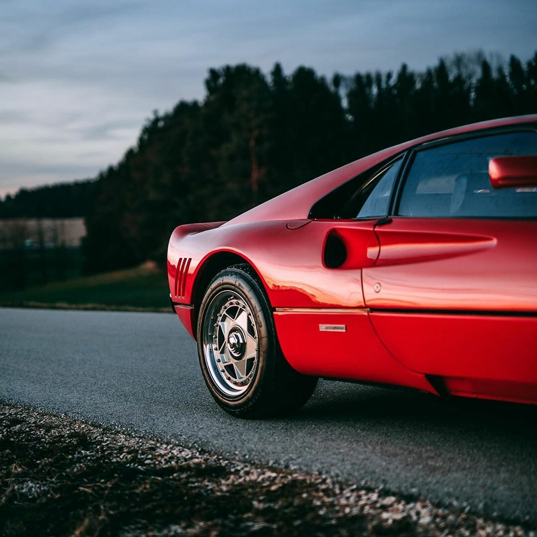 Ferrari 288 GTO - Image by Stephan Bauer 13