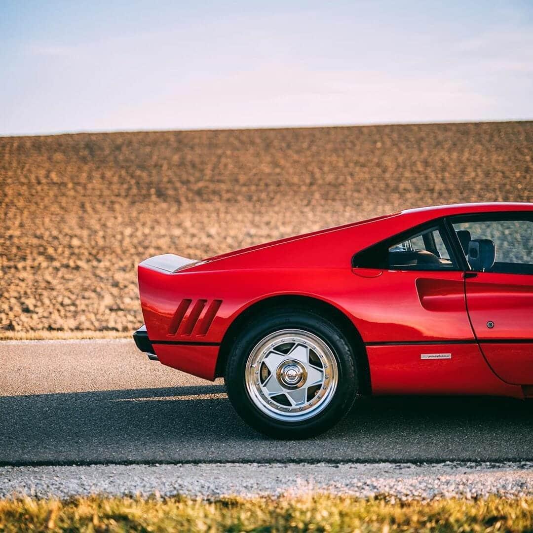 Ferrari 288 GTO - Image by Stephan Bauer 14