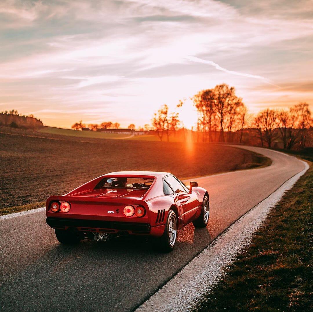 Ferrari 288 GTO - Image by Stephan Bauer 2