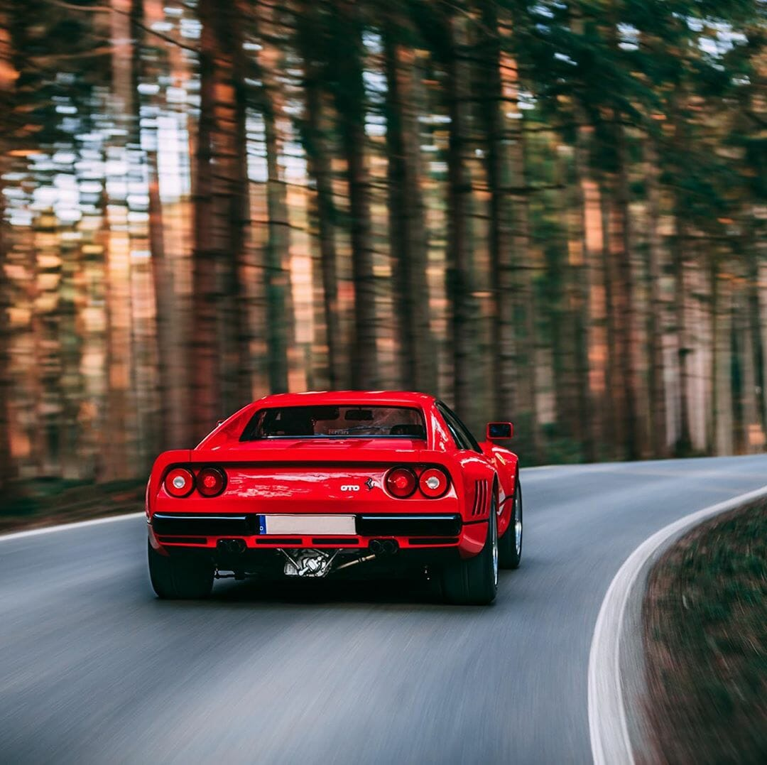 Ferrari 288 GTO - Image by Stephan Bauer 3