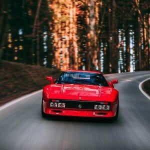 Ferrari 288 GTO by Stephan Bauer