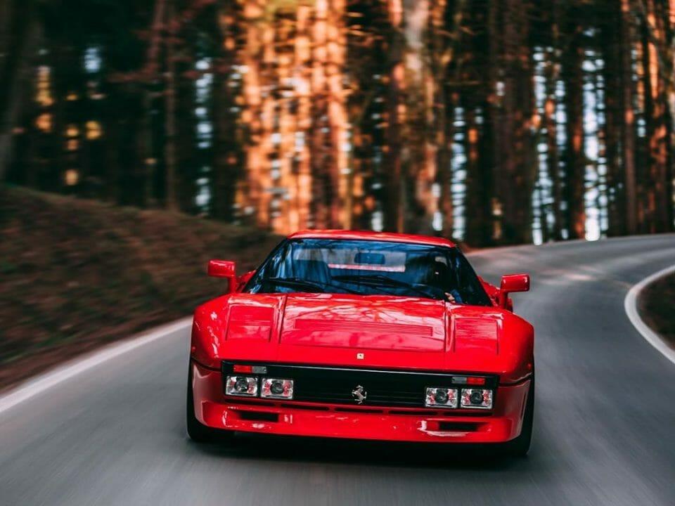 Ferrari 288 GTO - Image by Stephan Bauer 4