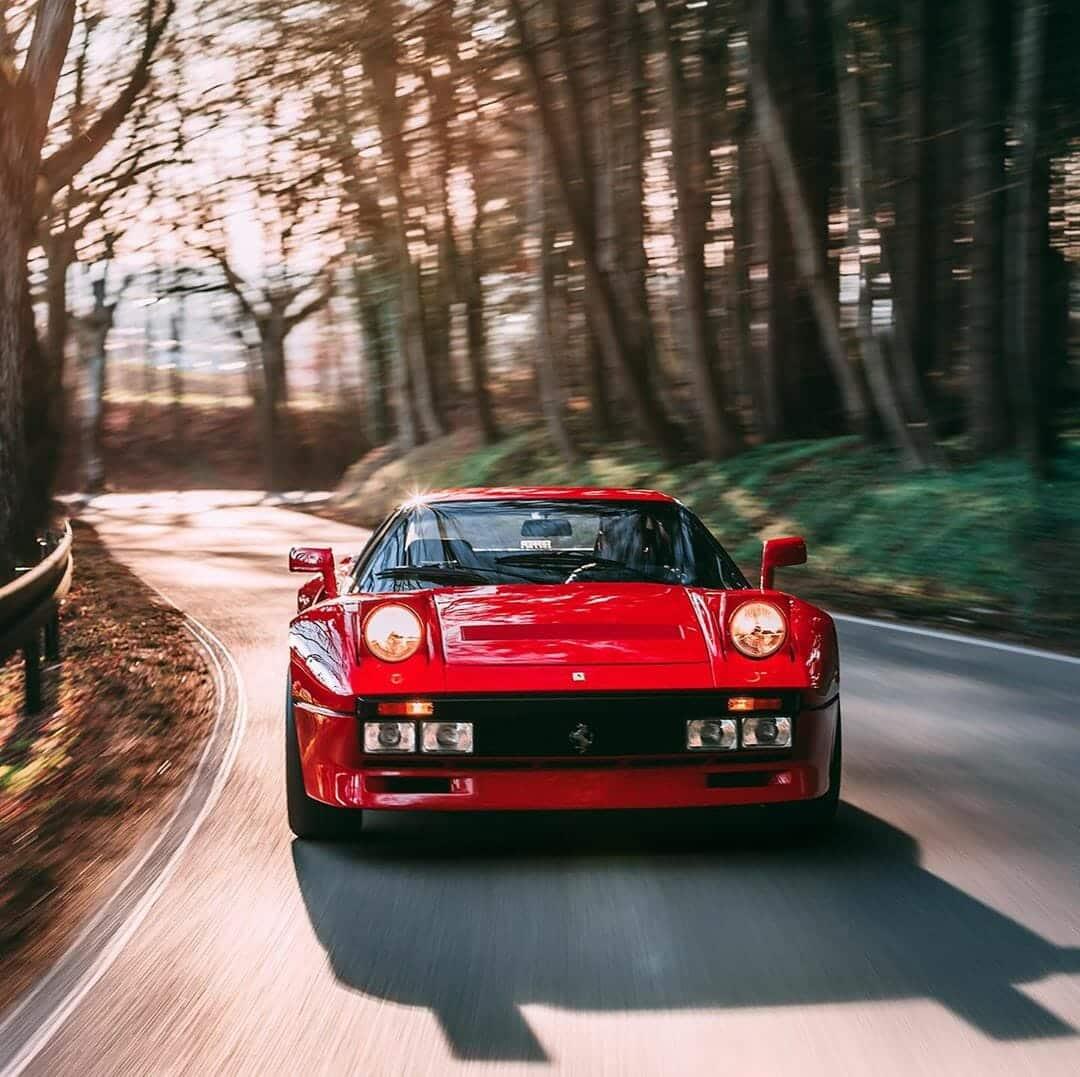 Ferrari 288 GTO - Image by Stephan Bauer 7