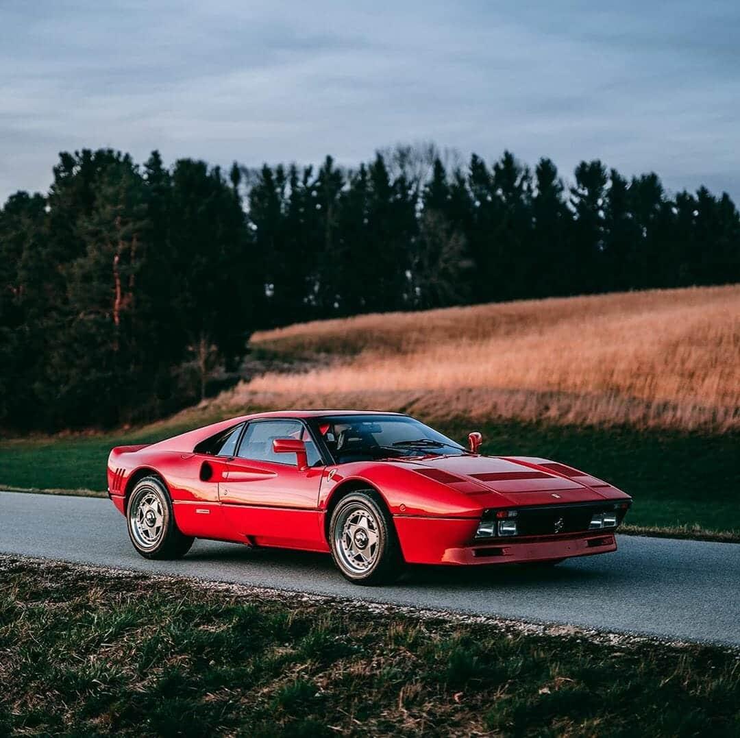 Ferrari 288 GTO - Image by Stephan Bauer 8