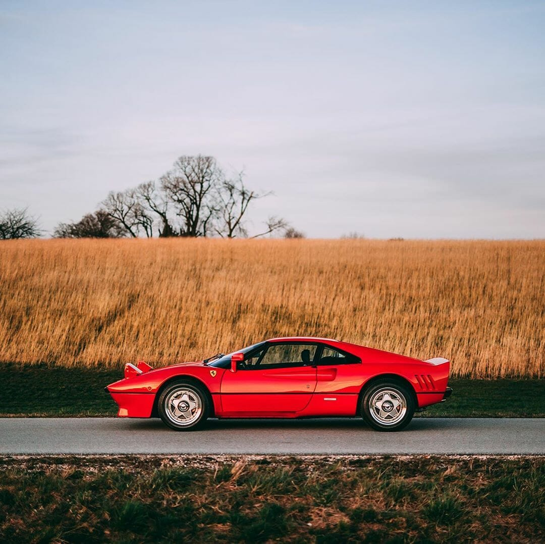 Ferrari 288 GTO - Image by Stephan Bauer 9