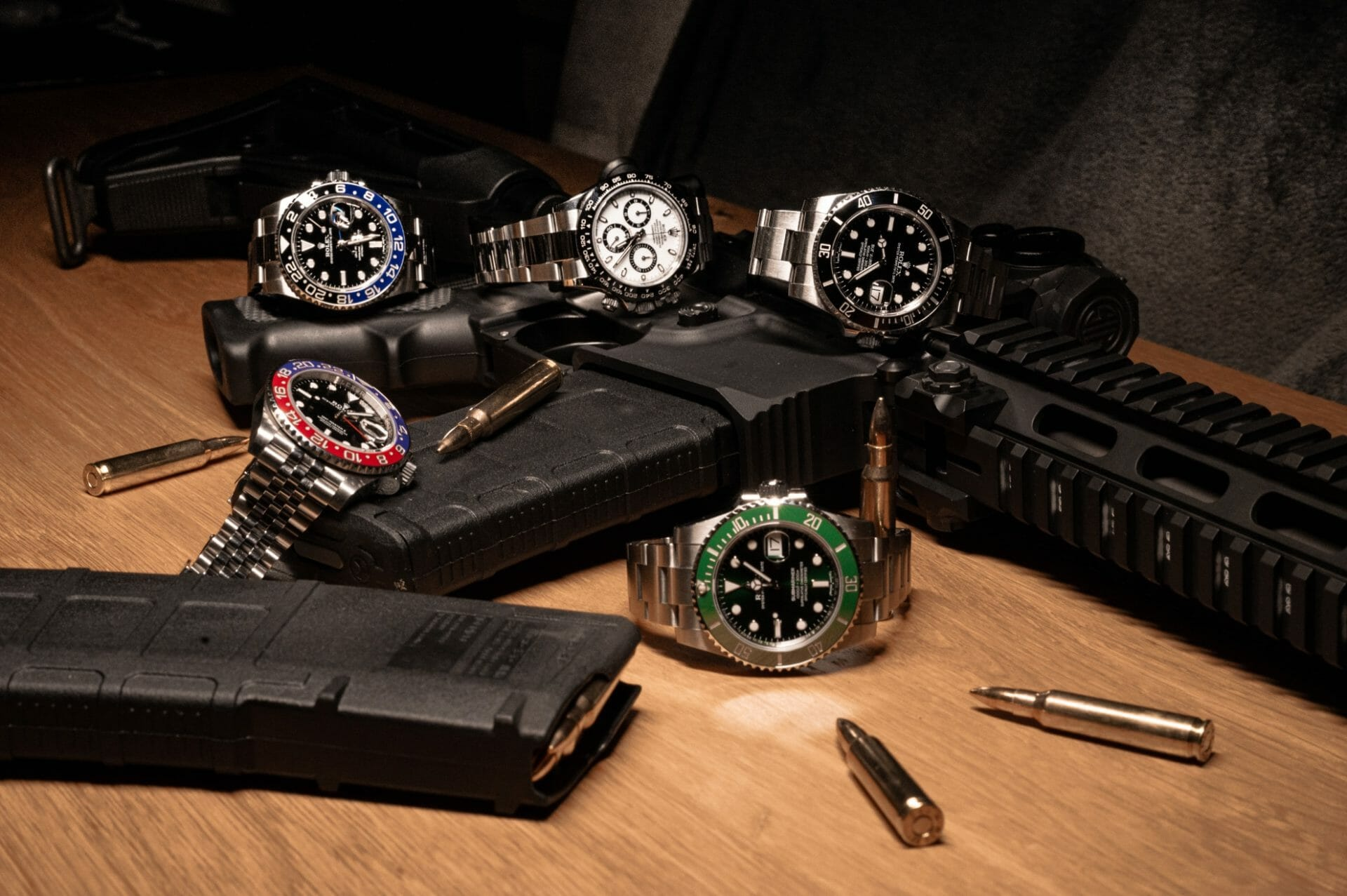 Watches and Guns 2