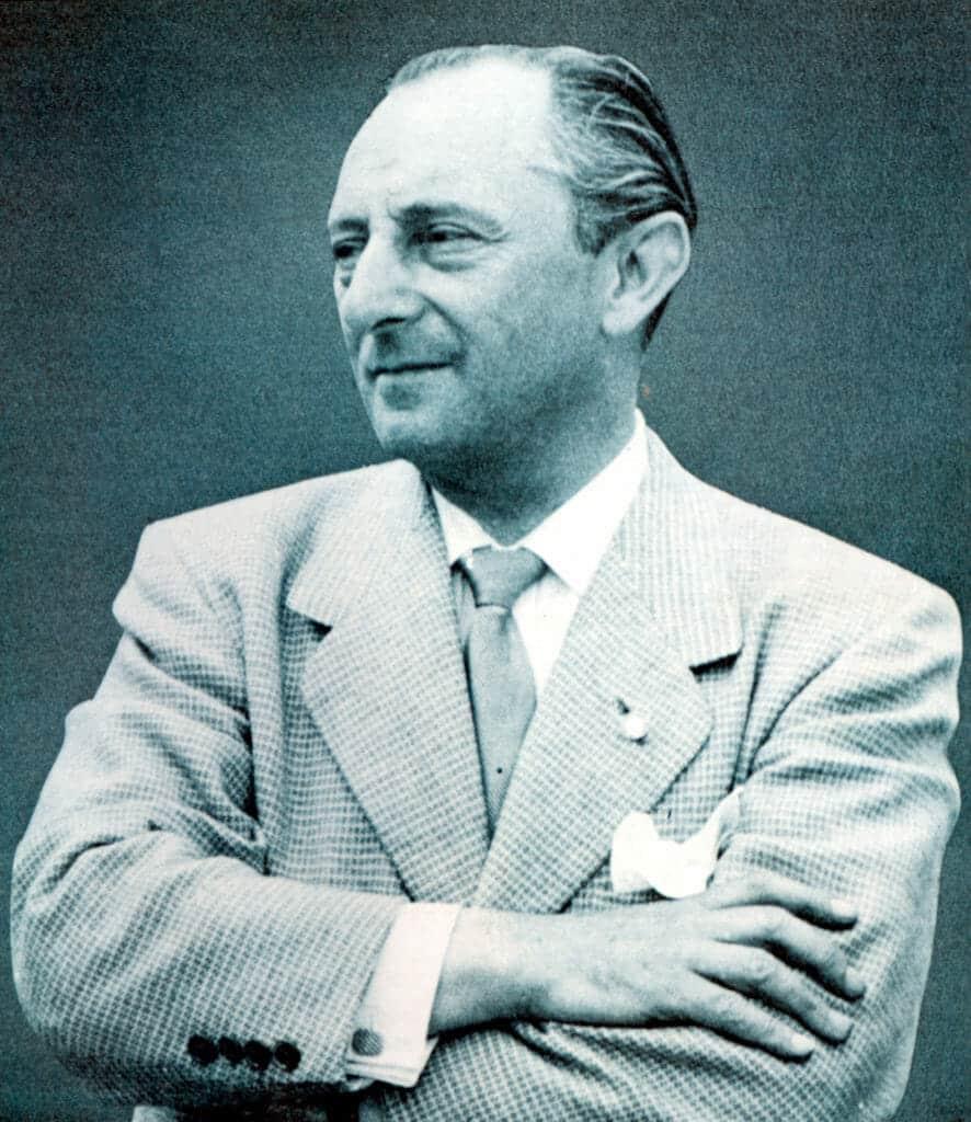 Maximilian Edwin Hoffman - Importer of luxury European automobiles into the United States