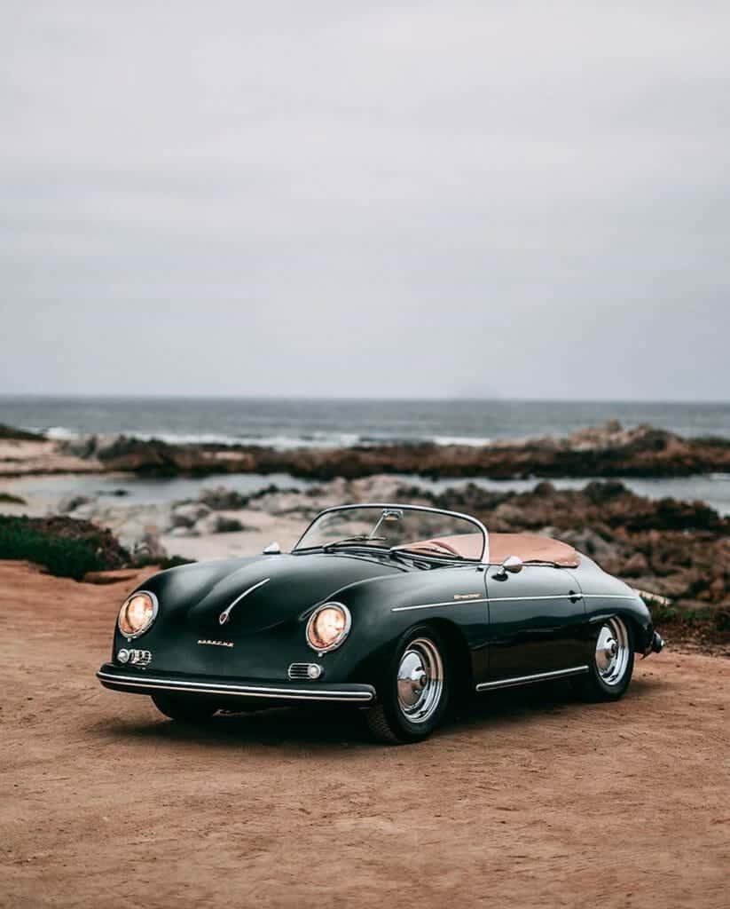 Porsche 356 Speedster by Stephan Bauer