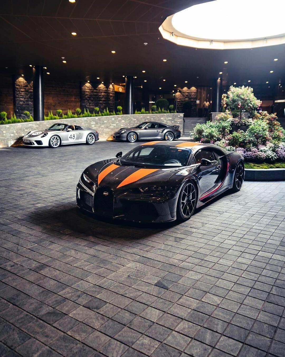 When Bugatti Does Bugatti Things The Collectors Circle