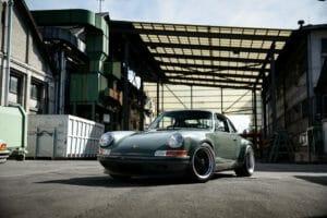Porsche Erbacher 911
