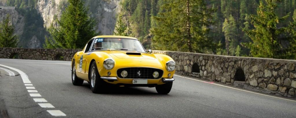 Cover Ferrari 250 GT SWB
