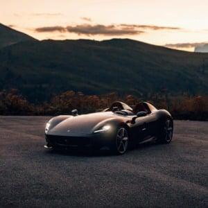 Beitragsbild - Ferrari Monza SP2 by Keno Zache
