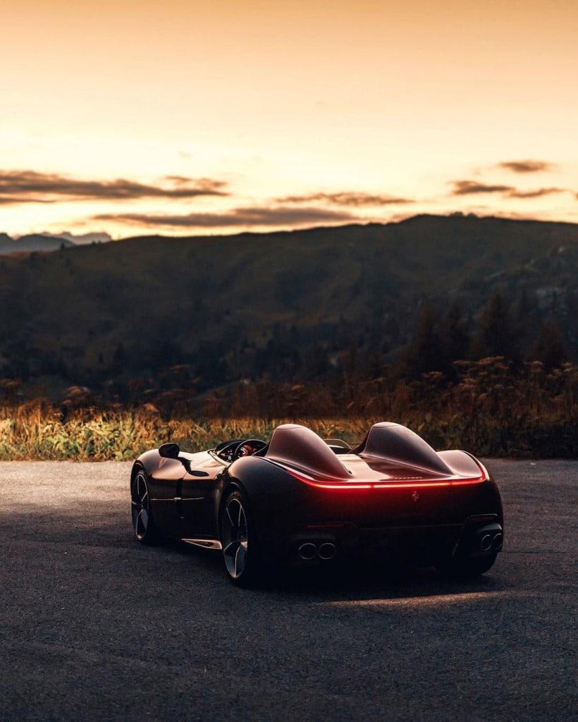 Ferrari Monza SP2 by Keno Zache