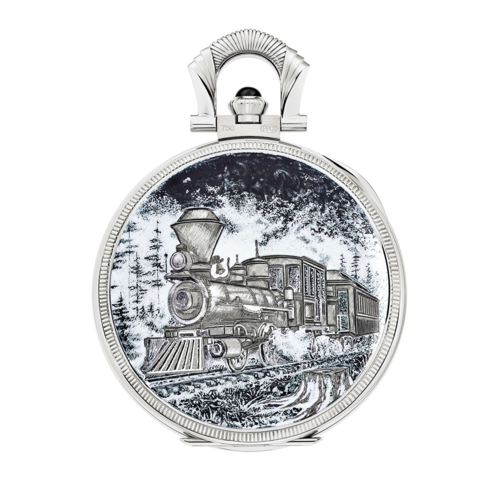 Patek Philippe Pocket Watch 992-142G-001